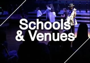 Schools and Venues