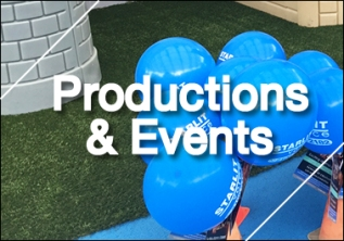 Productions and Events