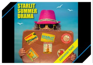 STARLIT SUMMER DRAMA!